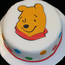 Classic Winnie The Pooh Cake Designs Winnie The Pooh Cakes Decoration Ideas Little Birthday Cakes