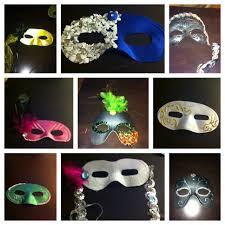 diy masquerade masks masks homemade party mask