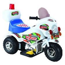 Электромотоцикл <b>Наша Игрушка</b> Турне, белый — купить в ...