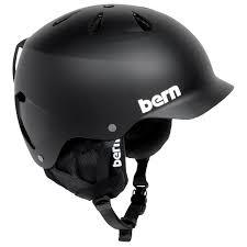 Bern Womens Helmet Size Chart Bern Watts Ski Helmet With 8tracks Audio For Men