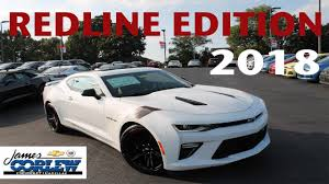 2018 chevrolet redline. delighful chevrolet 2018 chevrolet camaro 2ss redline edition in depth review exhaust with chevrolet redline