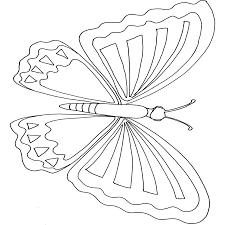 Mooie Kleurplaat Vlinder Bloem Krijg Duizenden Kleurenfotos Van