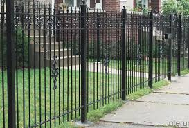 wrought iron fence ideas. Unique Fence Related Intended Wrought Iron Fence Ideas O