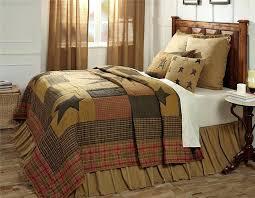 primitive comforter sets king size country quilt set quilts bedding