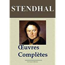 com stendhal books biography blog audiobooks kindle stendhal oeuvres completes 141 titres annotes et illustres french
