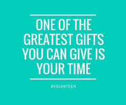 Quotes About Volunteering Amazing One Of The Greatest Gifts You Can Give Is Your Time Volunteer