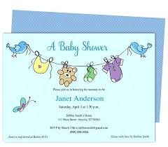 Invitations In Word Template Baby Shower Invite Template Free By Shower Invitation Templates Word