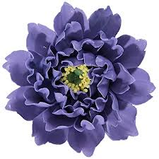 4.0 out of 5 stars 17. Amazon Com Alycaso Peony Ceramic Flower Wall Decor Artificial 3d Flower Wall Art For Living Room Home Hallway Bedroom Kitchen Farmhouse Bathroom Dining Room Purple 5 90 Inch Home Kitchen