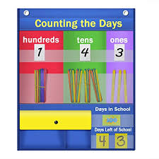 Hundreds Tens Ones Pocket Chart Godery Counting Caddie Pocket Chart Place Value Charts