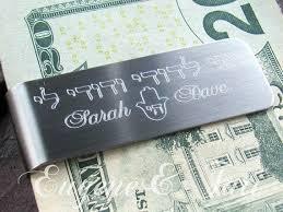 bar mitzvah gift bar mitzvah money clip bar mitzvah tie clip holder jewish boyfriend gift hebrew