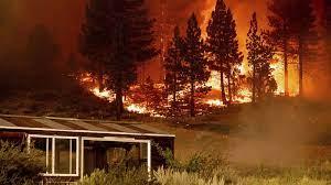 Tamarack Fire, Dixie Fire continue to ...