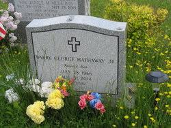 Barry George Hathaway Jr. (1966-2014) - Find A Grave Memorial