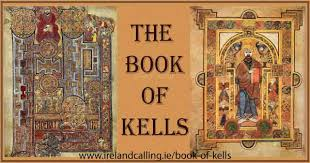 when the less book of kells was discarded under a sod