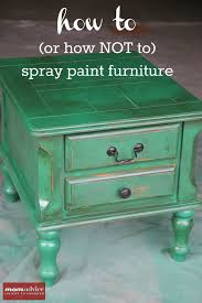paint furnitureWalmart Moms  MomAdvice