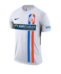 Hansa fans saw fit to deliver their present during the match, hurling handfuls of fish at their opposing. Nike Hansa Rostock Shirt Away 2020 2021 Kids White