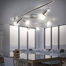 Esszimmer Lampe Led Wohnzimmer Esszimmer Decken Spots