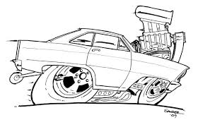 Small Picture Hot Rod Coloring Book Chevy Nova Colouring Pages page 2 DAP
