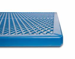 pvc coated floor for raised floor kennel run system