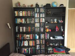 Show me your bookshelf! (I took a picture of my own)