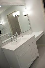 bathroom makeup vanity. Bathroom Makeup Vanity With Counter Decoration Ideas Dimensions . R