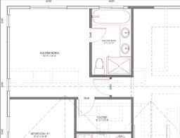 Bathroom size vs bedroomcloset size