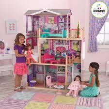 Elegant Manor Dollhouse - 65830 | Hayneedle