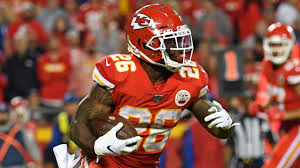 Kansas City Chiefs Running Back Depth Chart Thursday Night Football Fantasy Picks Start Em Sit Em