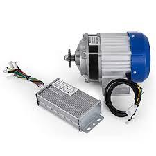 VEVOR Electric Motor <b>48V 500W DC</b> Motor 600 RPM Rated Speed ...