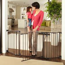 Comparing The Best Baby Gates For Stairs (Top and Bottom)   Baby ...