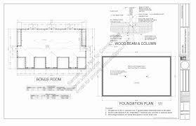slab house plans with bonus room unique g445 plans 48 x 28 10 cape cod garage