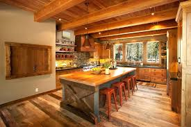 rustic kitchen island ideas small