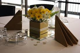 50th wedding anniversary party table decoration ideas