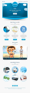 Creative Email Template - Free Mail Templates