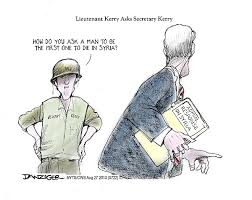 Image result for john kerry cartoons