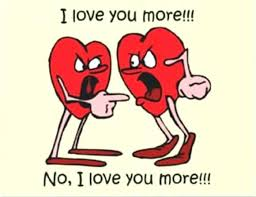 Love You More Quotes Custom Love You More Quotes And I Love You More No I Love You More And Love