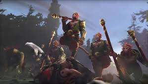 valve has announced two new dota 2 heroes underlord and monkey