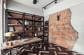 industrial style office. industrial style office o