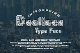 Star wars is an epic space flim series created by george lucas. Doelines Font By Gblack Id Creative Fabrica