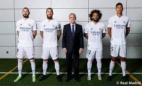 الصورة الرسمية لريال مدريد 2020-2021 | صور
