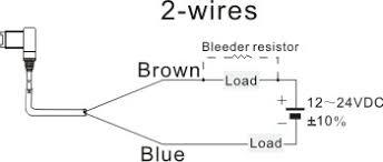 qr18 series m18 right angle photo sensors photo sensors sensors qr series 2 wires circuit diagram