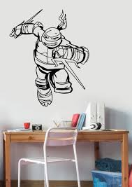 Ninja Turtles Bedroom Decor Online Get Cheap Turtle Wall Decal Aliexpresscom Alibaba Group