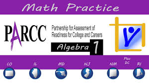 the following drag and drop question explained here in hopes of helping algebra 1 students and their pas in maryland and illinois prepare for the parcc