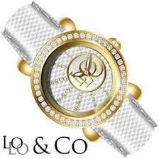 image is loading lolo co designer watch snow bunny crystal