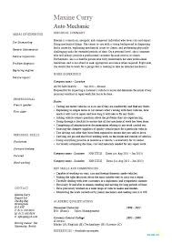 Electrical Technician Resume Sample Maintenance Resume Samples ...