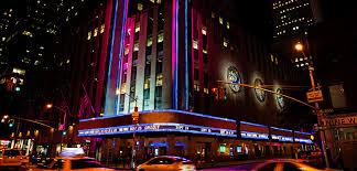 Radio City Music Hall Tickets Seating Chart Vivid Seats