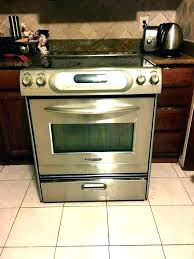 kitchenaid induction range induction range oven double reviews cooker slot in kitchenaid induction range installation