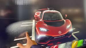 1 die angegebenen werte wurden nach dem vorgeschriebenen messverfahren ermittelt. Mercedes Amg One Buyers Can Play With This Awesome Configurator