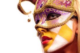 Resultado de imagen de máscaras venecianas