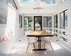 lonny mag sept 12 2 eames chairscasa idealtable and chairswood tables dining