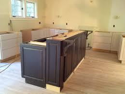 kitchen island out of cabinets fresh how to build a kitchen island easy diy kitchen island